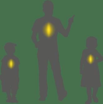 ילדים ומורה