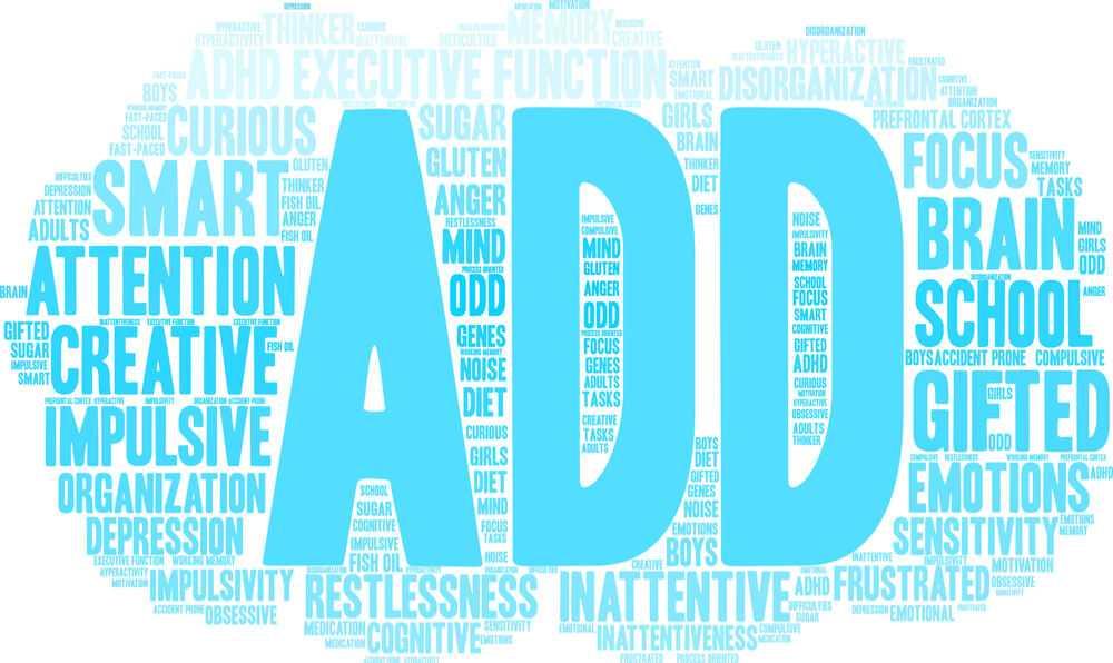הפרעת קשב וריכוז - ADD