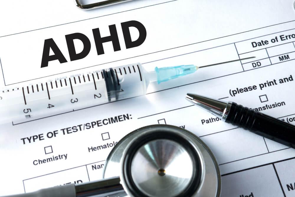 ADHD - הפרעת קשב וריכוז